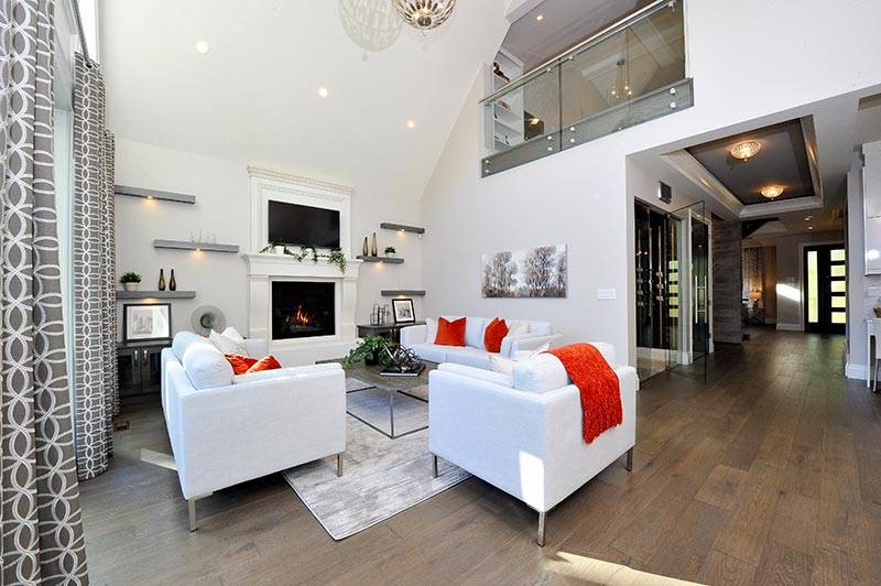 2017 Millionaire Lottery Show Home Furnishing in South Surrey ...