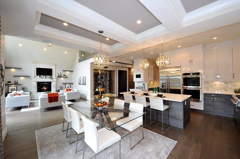 2017 Millionaire Lottery Show Home Furnishing In South Surrey Langley Furniture Store
