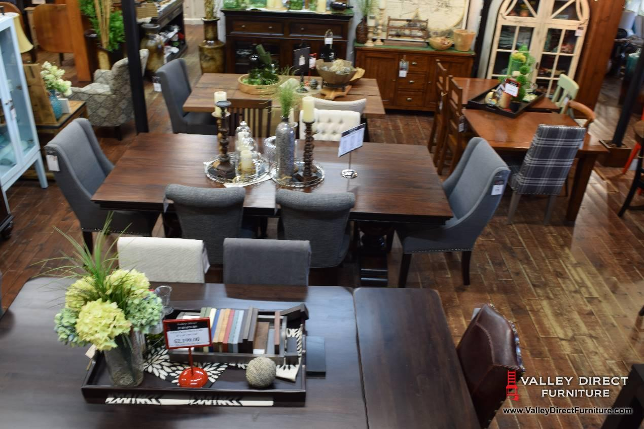 Our showroom valley direct furniture store in langley for Direct furniture