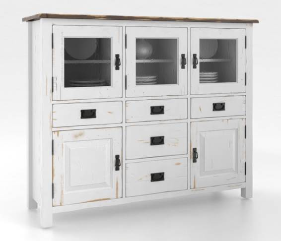 Kitchen Cabinets In Surrey Bc: Champlain Sideboard #5948 WD