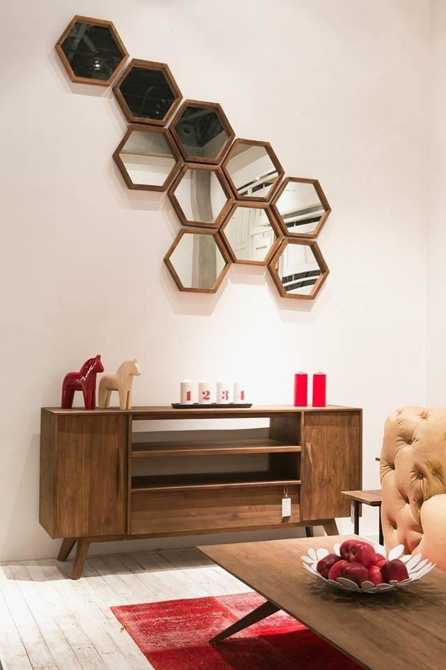 D-Bodhi Hexagon Mirror | Home Decor | Mirrors | LH Imports ...