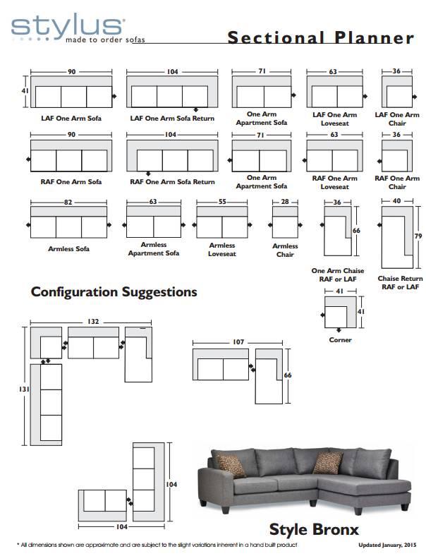 Bronx Sofa Living Room Fabric Sofas And Chairs