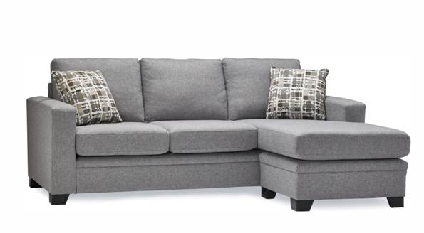 Donovan Sofa With Add A Chaise Living Room Sectionals