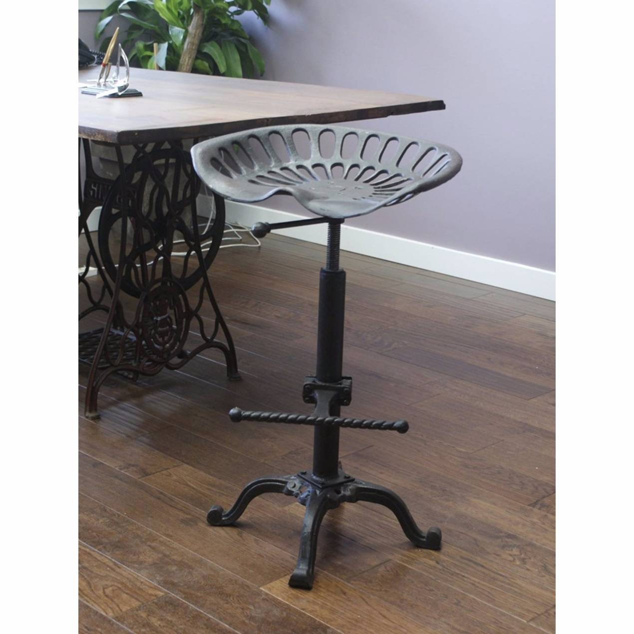 Tractor Seat Adjustable Stool Outlet Store Dining